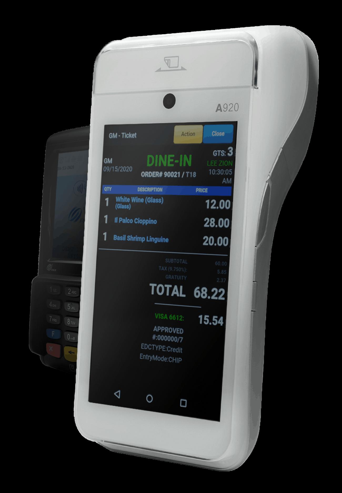 A920 mobile 2